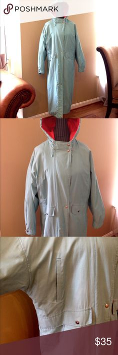 Winter coat. Made in Finland Extremely light and warm winter coat. Hood is not removable. Made in Finland. Bought in Europe. Fits US sizes M/L. Good used condition, there are a few small stains. Tiklas Jackets & Coats Puffers
