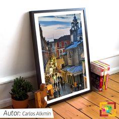 Veneza é mesmo linda! <3 Veja esta e outras obras em nosso site! Acesse: www.mixartsy.com.br