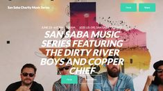 🎵 San Saba Charity Music Series 🎵 uses HelloFund to feature their music video on their fundraising site! Fundraising Sites, Donation Page, Non Profit, Make It Simple, Charity, Music Videos, San, Learning, Studying
