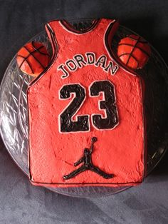 Michael Jordan Cake~nicks birthday?