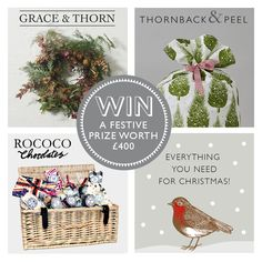 I've just entered this great competition to Win Your Christmas @thornbackandpeel! > %{link}