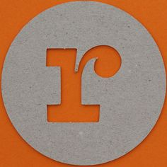 plain card disc letter r by Leo Reynolds, via Flickr