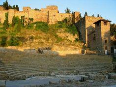 Castillo de Gibralfaro y Alcazaba   El tapeo de cervantesEl tapeo de cervantes