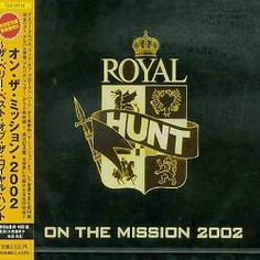 Royal Hunt - On The Mission 2002 15/03/14