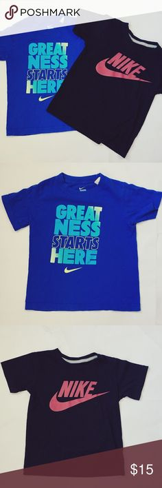 Host Pick Nike Bundle Good used condition 2 deal bundle Nike Shirts & Tops Tees - Short Sleeve