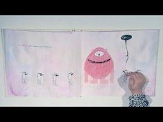 Monstruo Rosa es diferente a los demás, un día decide viajar para descubrir nuevos mundos y colores... Short Films, Ideas Para, Videos, Youtube, Children's Literature, Short Stories, Reading Comprehension, Monsters, Colors