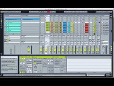 My Advanced Ableton Template