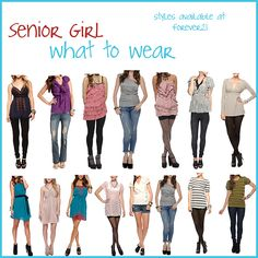 { WHAT TO WEAR WEDNESDAY } family & senior fashions senior girl what to wear – Leah Islinger Photography | The Blog