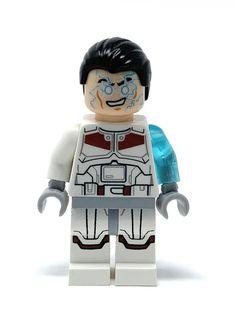 NEW Lego Black FIRE FIGHTER MINIFIG LEGS City Man Jump Suit Rescue Uniform Lower