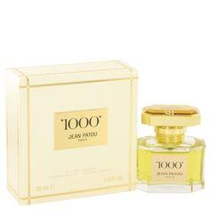 1000 by Jean Patou 1 oz Eau De Parfum Spray 30 ml for Women NIB #JeanPatou