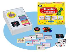 Such great cards with higher level questions: inferences, problem solving, cognitive flexibility! It's great!