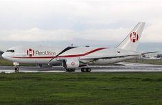 AeroUnion (Aerotransporte de Carga Unión) Mexico, all cargo airline - Boeing 767F freighter - via PJ de Jong