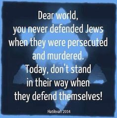 Israel under fire.So true.The US denied Jews entrance into the US,deporting them back to their murders in Europe.Genocide.The US turned it's back.