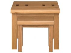 G Plan Cabinets New Natur Nest of Tables £296.00