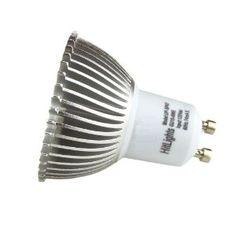 HitLights DuraII 5W GU10 LED Dimmable Warm White Spot light Bulb, $10