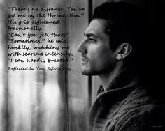 Gideon from Crossfire series by Sylvia Day