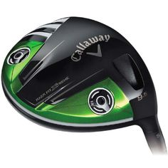 Callaway RAZR Fit Xtreme Driver Callaway Golf touts its new RAZR Fit Xtreme Driver as the longest fully adjustable driver the company has ever developed. According to Callaway, this driver is worthy of its extreme designation due to vastly improved dis Wilson Golf, Golf Wedges, Xtreme, New Golf Clubs, Cobra Golf, Club Face, Golf Drivers, Callaway Golf, Golf Irons