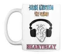 Great Coffee and a Great mug always works Great Coffee, Listening To You, In A Heartbeat, Coffee Mugs, Just For You, Coffee Cups, Coffeecup