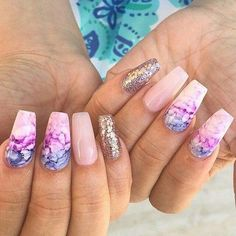pretty summer nail art 2016 ideas - style you 7 . shweshwe 2017 dresses