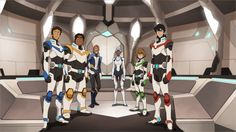 DreamWorks Voltron Legendary Defender Season 3 will debut on Netflix this Friday August 4th with seven all-new episodes. In the wake of Zarkon's defeat and Shiro's disappearance, the paladins struggle to move forward with no one able to pilot the black lion or the ability to form Voltron. The team must quickly devise a plan as the ascension of …