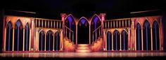"Scenic Design for ""Beauty and the Beast"" - Design by Brandon Hardy at touchtalent 41610"