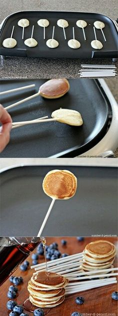 Paletas hot cakes