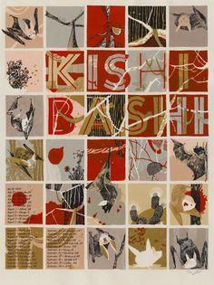 ::Tutoriais Photoshop::: Inspiração, Cartazes de Rock: Kishi Bashi.