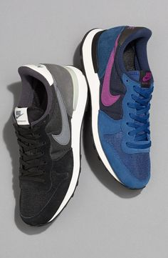 These Nike sneakers are not only comfy, they're ultra-chic and totally versatile. Pair with a cute dress and a tote for an on-the-go look, or with boyfriend jeans and a leather jacket for a laid-back vibe.