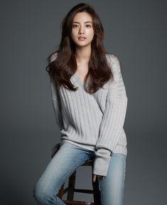 Pin on Models & Actresses Japanese Beauty, Asian Beauty, Korean Beauty, Nana Afterschool, Im Jin Ah Nana, Beautiful Asian Women, Asian Woman, Korean Girl, Korean Women
