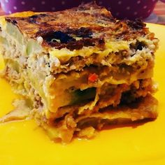 Musaka, Serbian Recipes, Lasagna, Zucchini, The Incredibles, Make It Yourself, Nice, Ethnic Recipes, Food