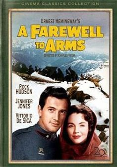 """Hemingway's """"A Farewell to Arms"""""""