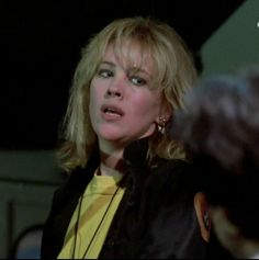 Watch out for the Blondes in Yellow - Catherine O'Hara in AFTER HOURS