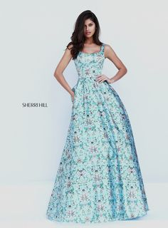 de6f82852a0b 50790 - SHERRI HILL Επίσημα Φορέματα, Βραδινές Τουαλέτες, Κεντήματα Tejido,  Βραδινά Φορέματα,