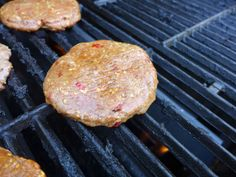 Step 5: Allow your patties to come to room temperature before placing them on the grill, this will help to reduce the cook time. You can place your patties on the grill using the wax paper, this will keep your hands clean. Close the lid.