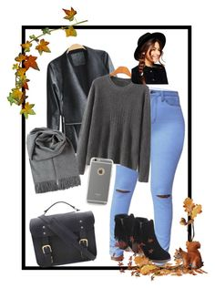 """autumn_"" by ermina-l ❤ liked on Polyvore featuring Fig Bags, ASOS and NLY Accessories"