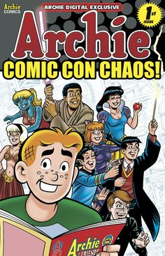 Comic Con Chaos!