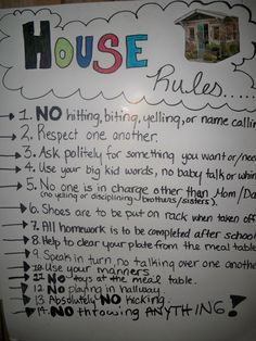 House Rules More