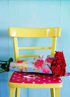 { images: polly wreford via: cath kidston } How to Bring the Romantic Style in Your Home  Как да внесем романтичен стил в дома си   79 Ideas