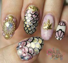 Mermaid #Nails