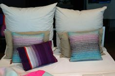 Pillows by Nickels