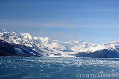 Harvard Glacier in Prince William Sound