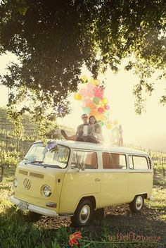 engagement photos inspired by the disney movie UP. love it.