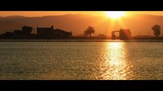 #Seracat #sunset #delta #ebre #landscape