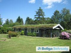 Slettervig 7, 4944 Fejø - Lækkert Trelleborg fritidshus - 4 huse fra vandet #fejø #fritidshus #boligsalg #selvsalg