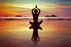 Yoga heilt Körper und Seele