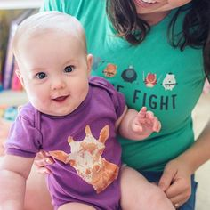 Cute as can be in a Cause You Care onesie! Teach your little one to love animals from an early age with our endangered species apparel! We donate 25% of profits to IFAW to help animals in need. www.causeyoucareco.com #kidstyle #babyonesie