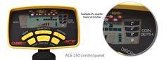 Garrett ACE 250 Metal Detector looks like a winner.