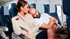 How to end up with an empty seat next to you on a flight