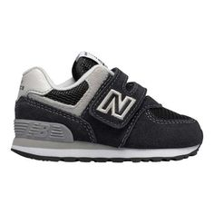 bbde376a203 574 Sneaker - Hook and Loop. New Balance WebsiteGrey ...