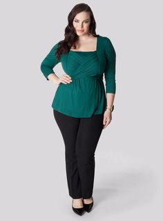 665d150985085 aa6fbdebbd5e7888ee84568130a3a1a5.jpg (736×1003) Plus Size Professional  Clothing